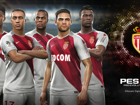 Konami novo parceiro oficial do AS Monaco