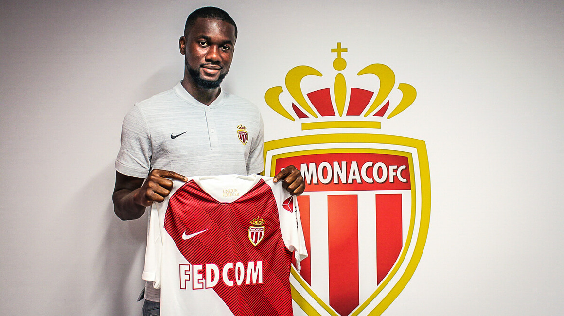 Jean-Eudes Aholou joins AS Monaco
