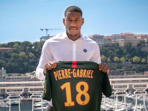 Ronaël Pierre-Gabriel à l'AS Monaco