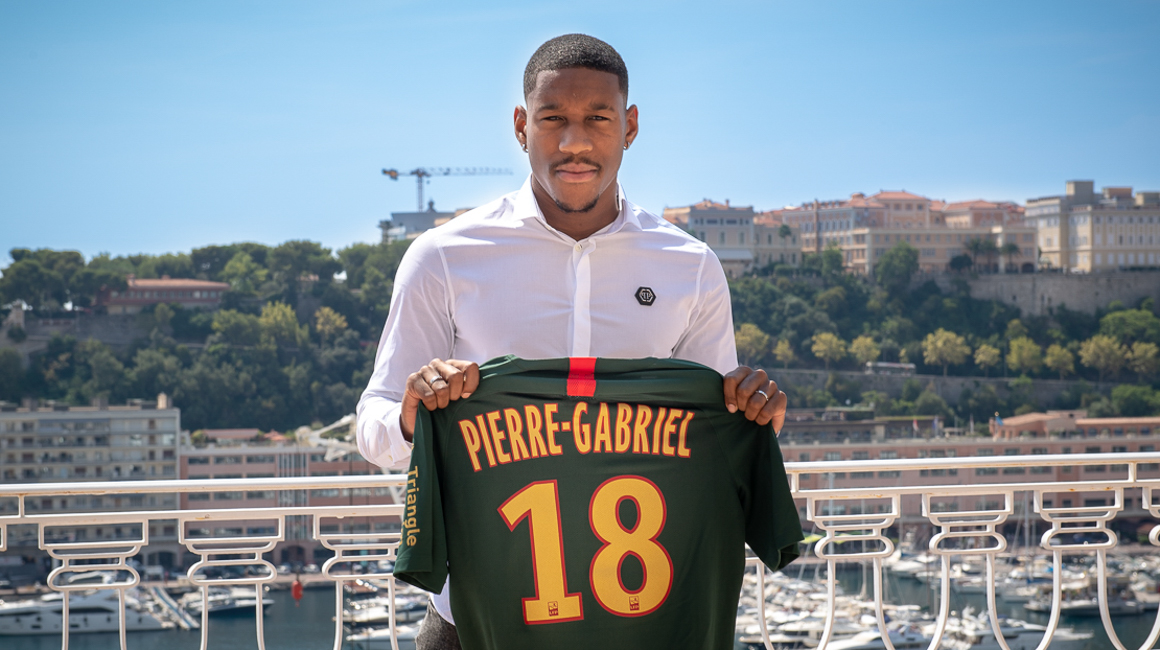 Ronaël Pierre-Gabriel joins AS Monaco