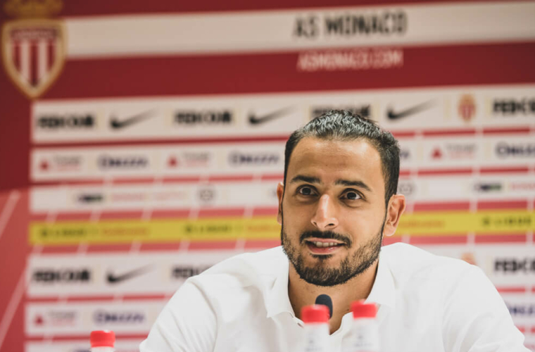Nacer Chadli, 1ère interview