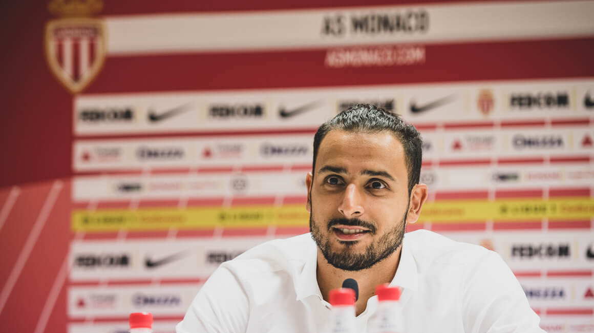 Nacer Chadli, first interview