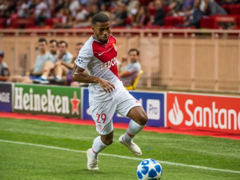 Samuel Grandsir prêté au Stade Brestois