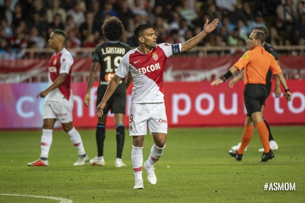 AS Monaco 2 - 3 OM