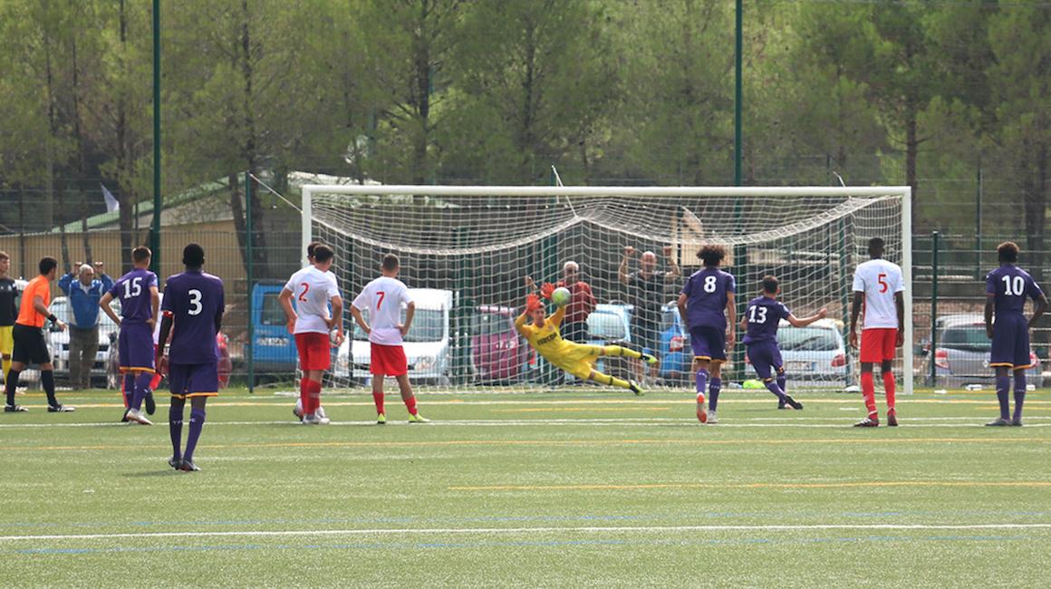 U19 : Une histoire de penalties