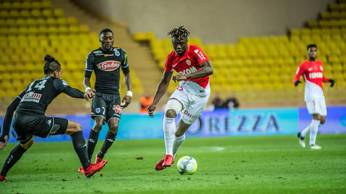 AS Monaco – Angers en stats