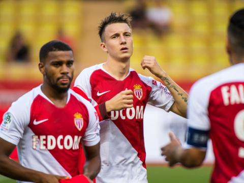 AS Monaco 0-1 Angers SCO