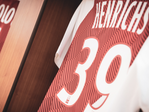 Benjamin Henrichs no AS Monaco