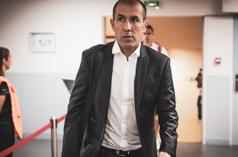 L. Jardim : « On perd ensemble, on gagne ensemble »