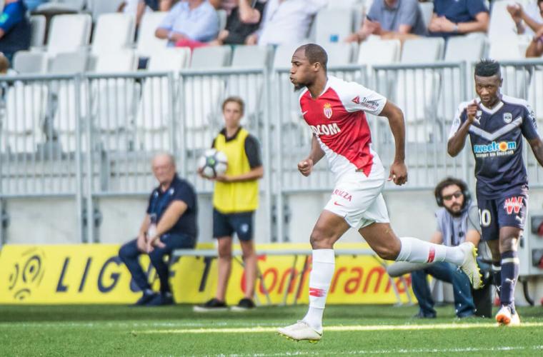 FCG Bordeaux 2-1 AS Monaco