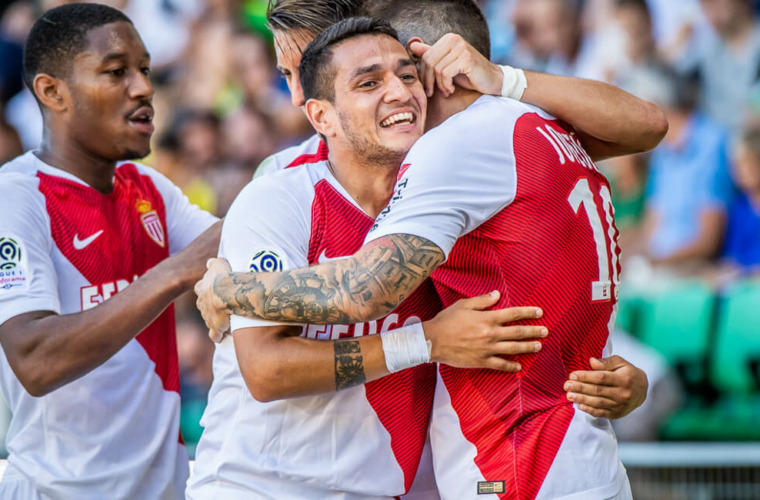 "As ""estreias"" do AS Monaco"