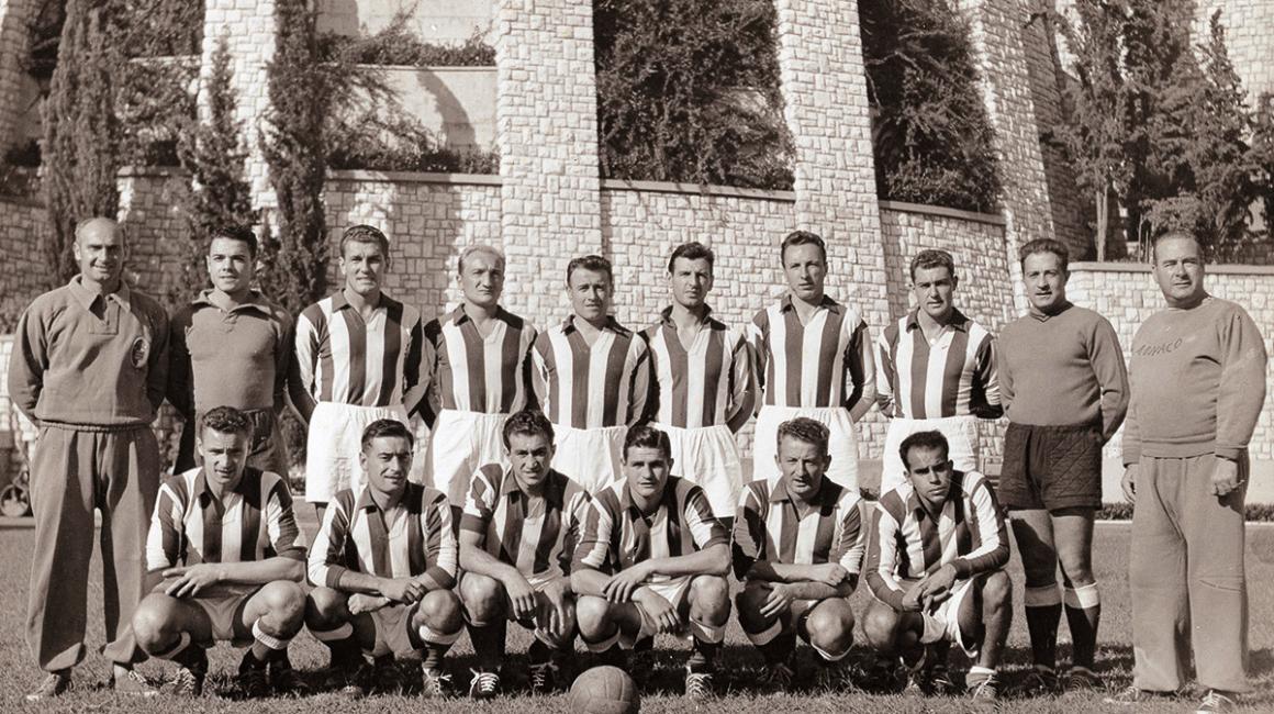 Les débuts professionnels (1930-1960)