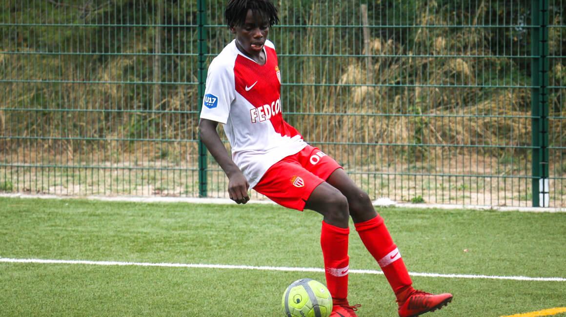 U17 : AS Monaco 3-2 OGC Nice