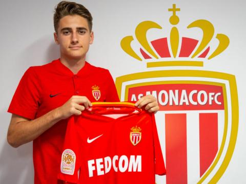 Robert Navarro à l'AS Monaco