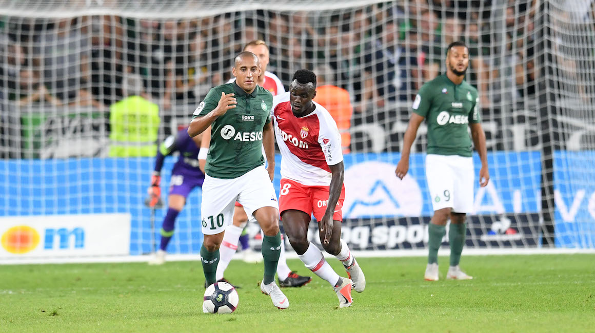 RESUMEN DEL PARTIDO: ASSE 2-0 AS Monaco