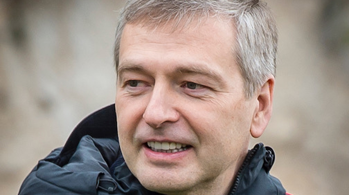 "Dmitry Rybolovlev: ""I love the club and the Principality."""