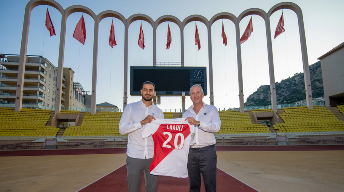 Nacer Chadli to AS Monaco