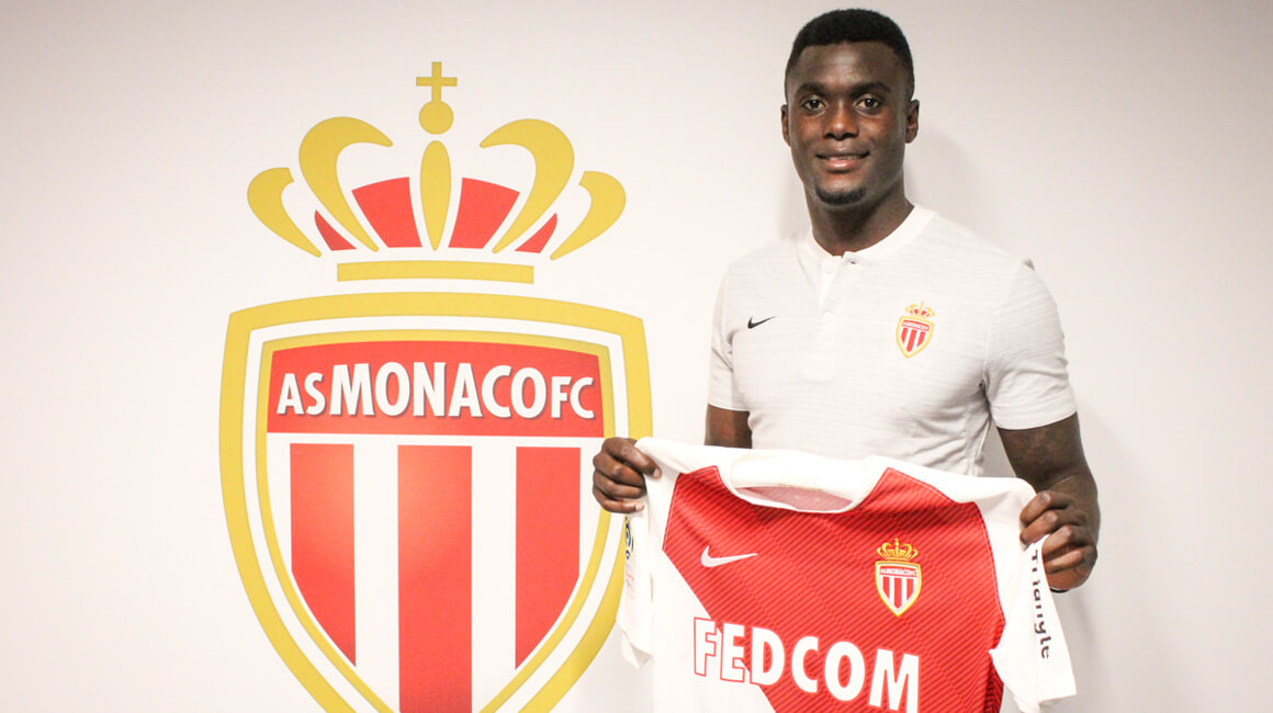 Pele joins AS Monaco