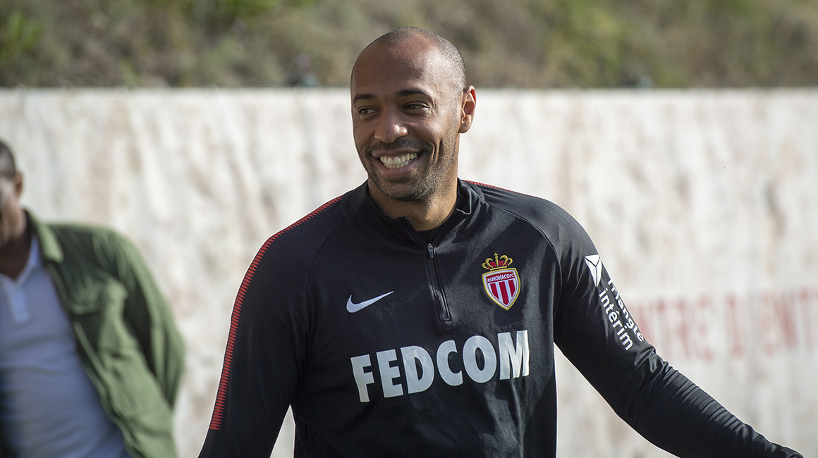 "Thierry Henry : ""Find this desire to play"""