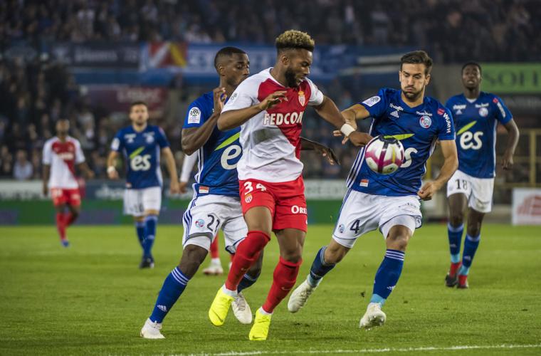 REPORTE DEL PARTIDO: Strasbourg - AS Monaco (2-1)