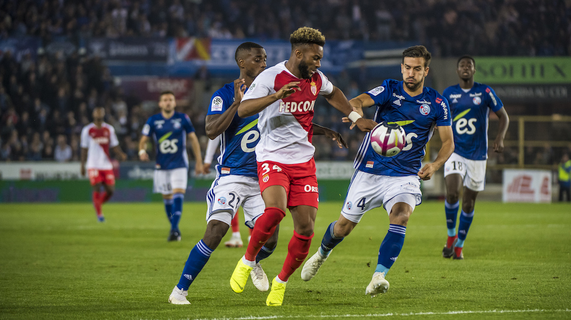 Report: Strasbourg - AS Monaco (2-1)