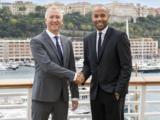 """Thierry Henry : """"Revenir à l'AS Monaco, c'est extraordinaire"""""""