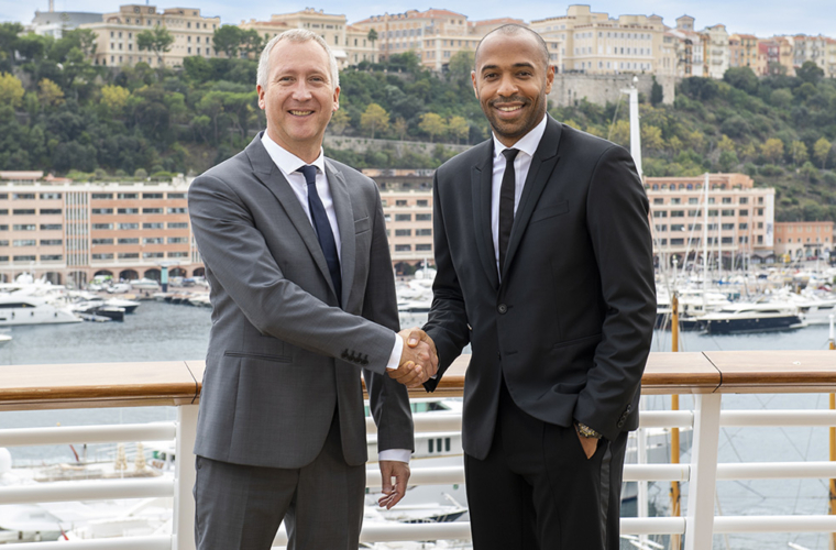"Thierry Henry: ""Back at AS Monaco, it's extraordinary"""