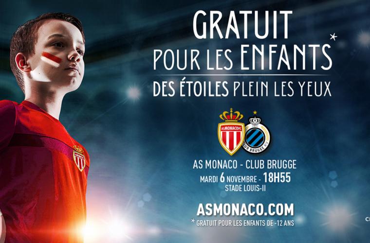 Les -12 ans invités ce soir contre le Club Brugge