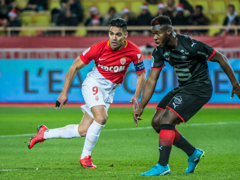 AS Monaco - Stade Rennais en chiffres