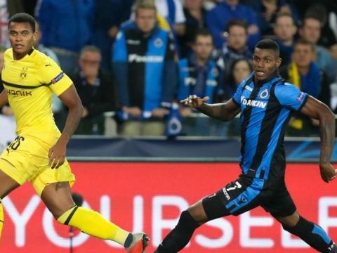 Dortmund s'impose à Bruges