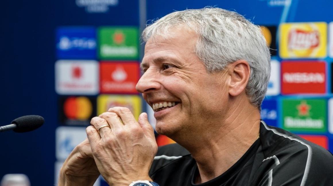 L. Favre : « L'AS Monaco est une équipe dangereuse »