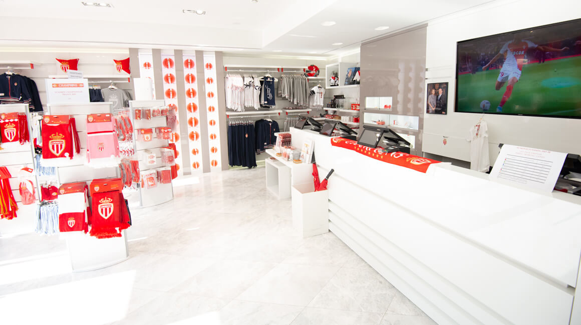 Monaco's official store will be closed June 27-July 3
