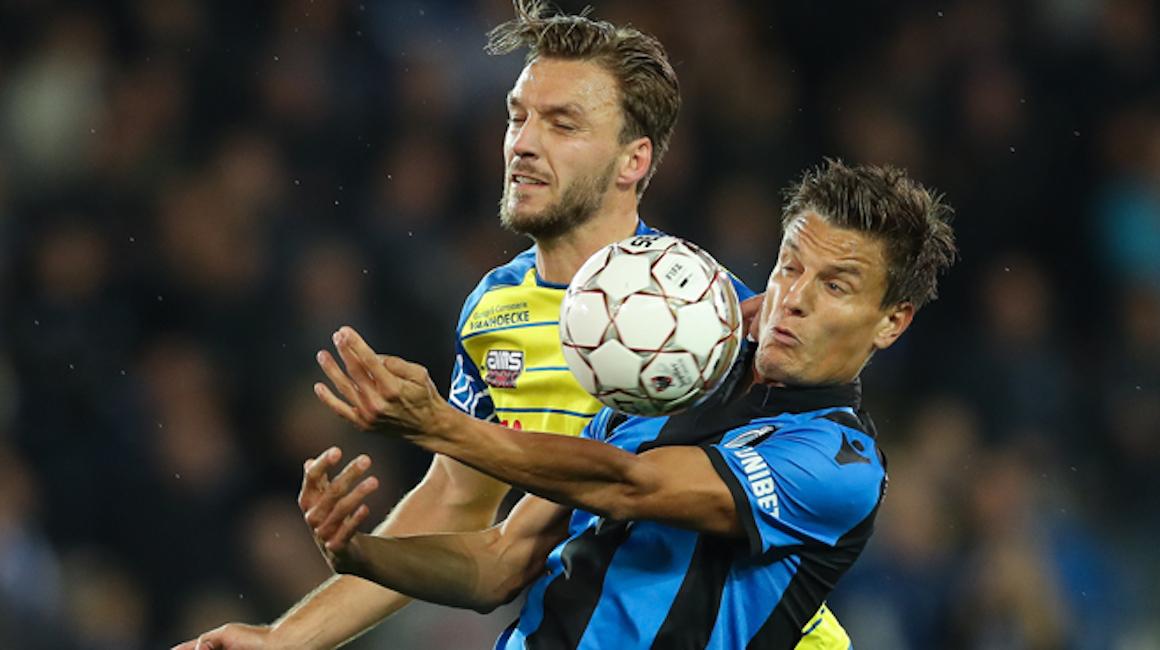 Match nul pour Bruges face à Beveren (1-1)