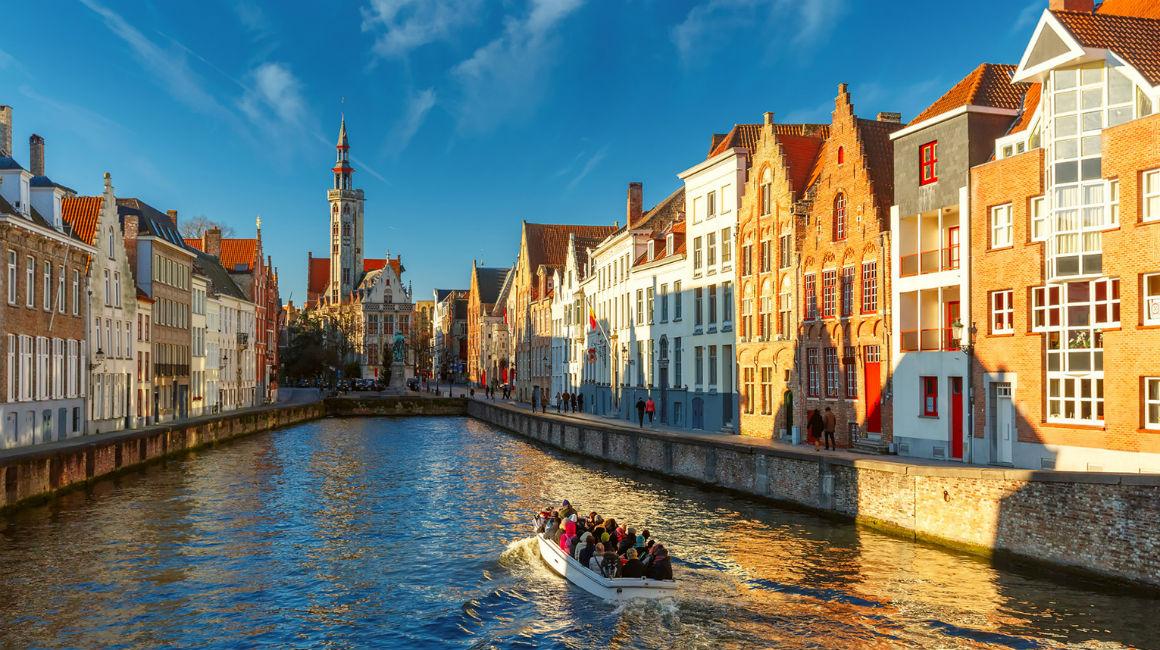 A la découverte de Bruges