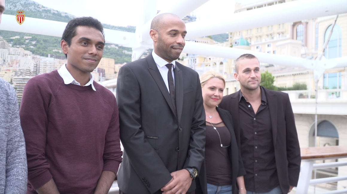 La rencontre Abonnés PREMIUM – Thierry Henry