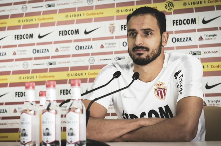 Nacer Chadli: 'Dijon, um jogo chave'