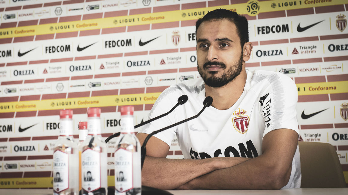 "Nacer Chadli: ""Dijon, a key match"""