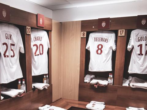Le XI contre Dijon