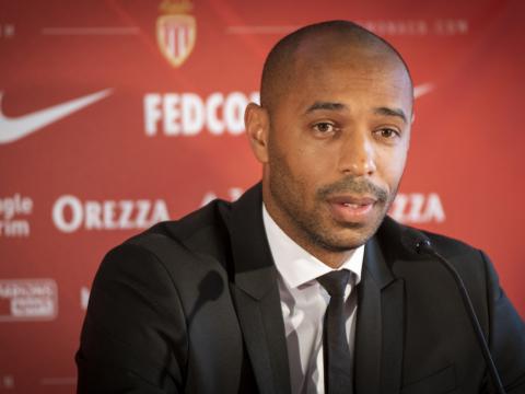 """Thierry Henry : """" L'AS Monaco est dans mon coeur. """""""