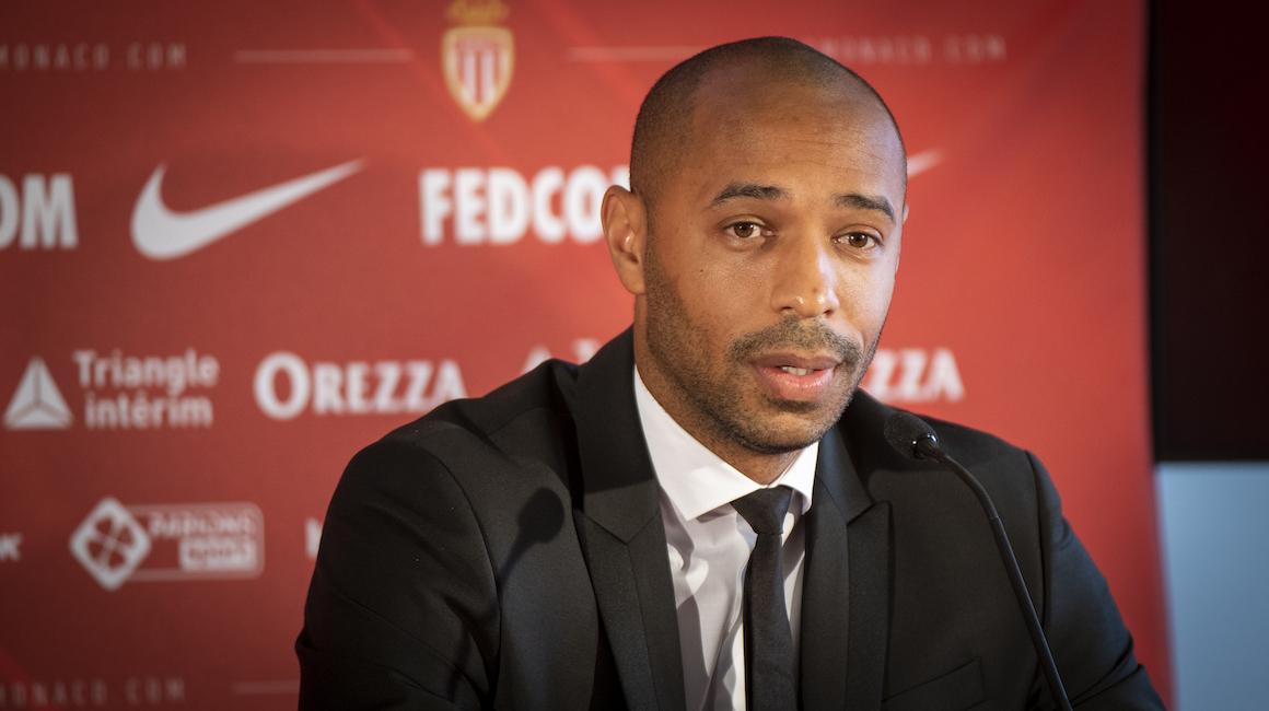 T.Henry : » L'AS Monaco est dans mon coeur «