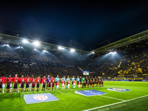 COMPTE-RENDU : Dortmund 3 - 0 AS Monaco