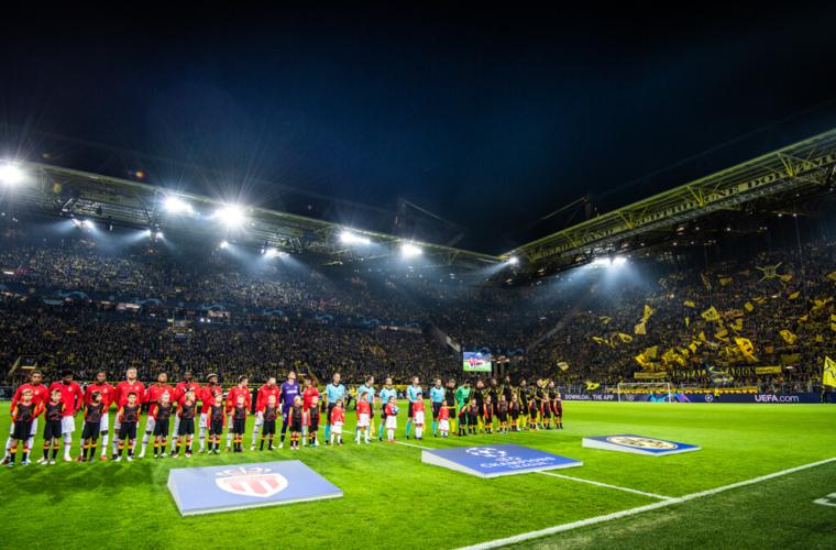 CRÔNICA: Dortmund 3 - 0 AS Monaco