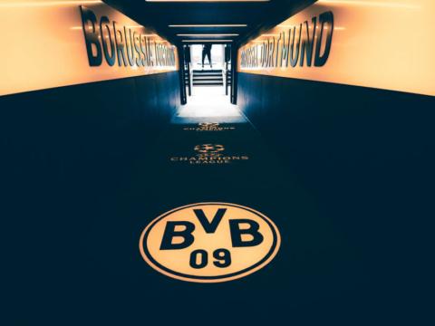 Les 18 pour le Borussia