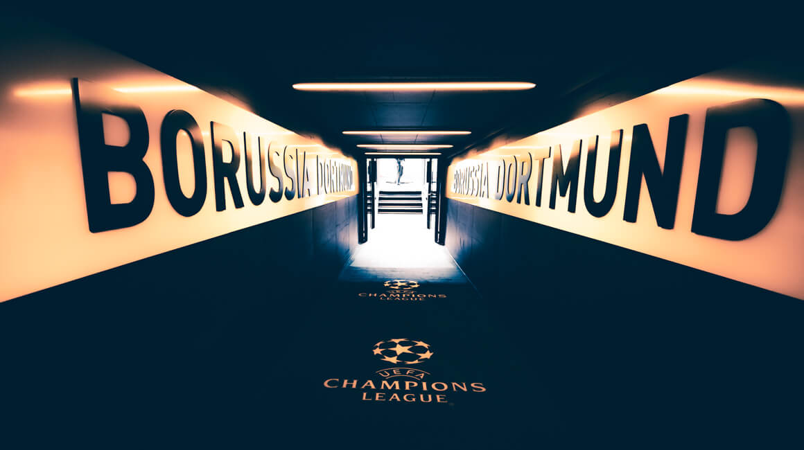 Conhecendo o Dortmund