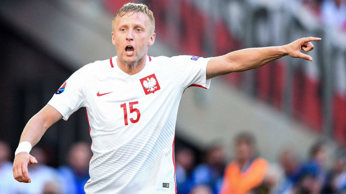 Glik et la Pologne battus sur le fil