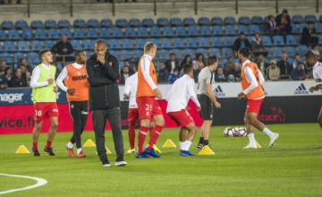 RC Strasbourg - AS Monaco (2-1)