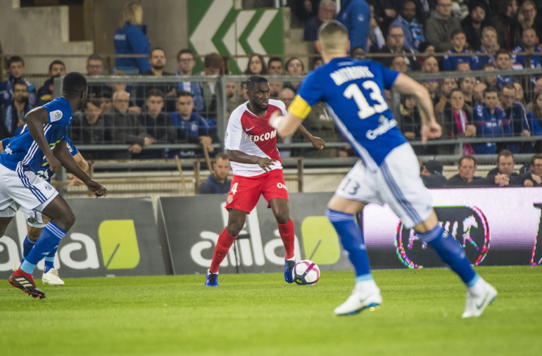 Strasbourg - AS Monaco (2-1), le film du match