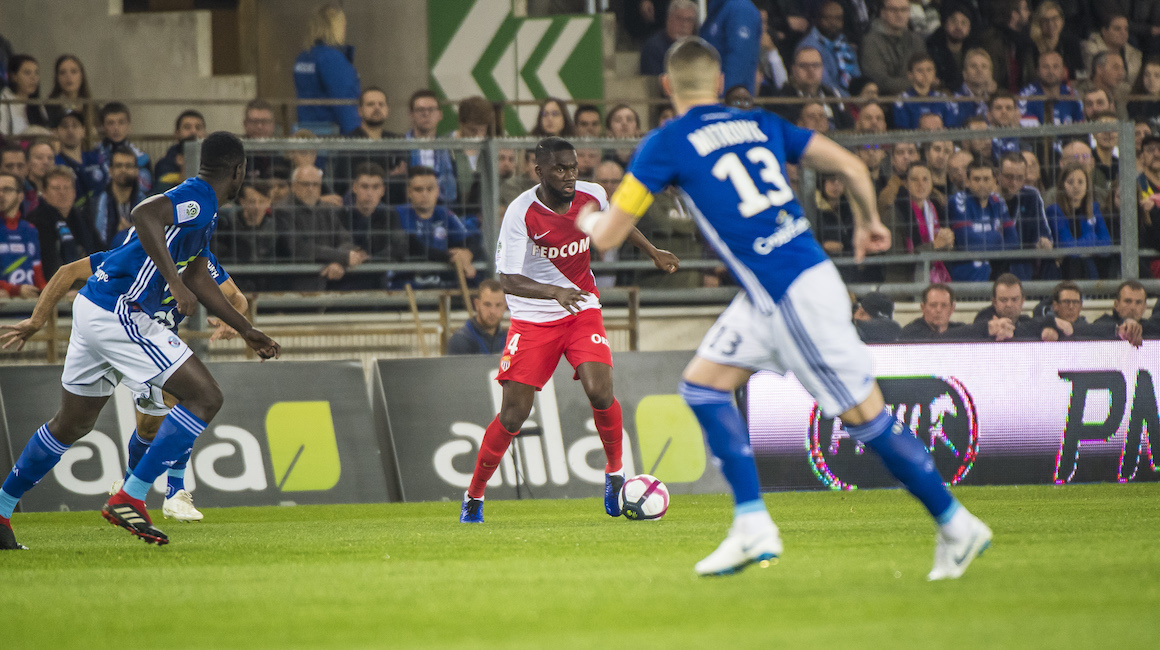 Strasbourg - AS Monaco (2-1), le film du match