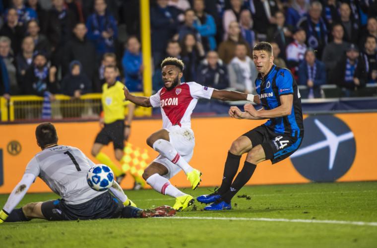 Vidéo : 1er but pour Sylla en Ligue des Champions