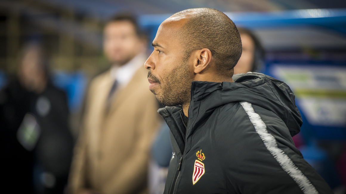 "Thierry Henry: ""Stay positive to move forward"""